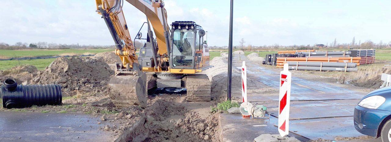 Gemeente Nieuwkoop bouwproject