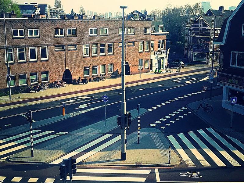 Foto bewoner Kleiweg Rotterdam