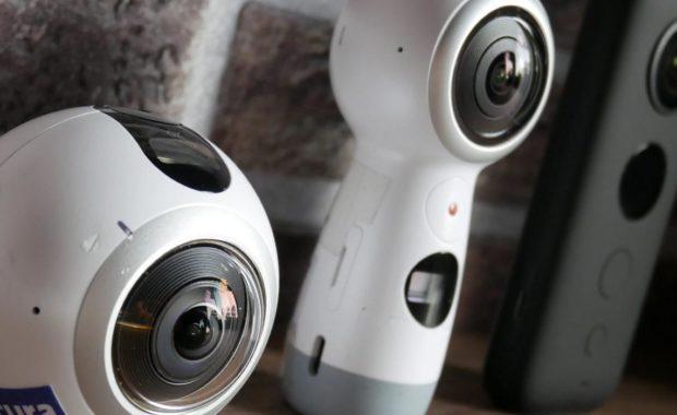 360° foto's en video's in de BouwApp