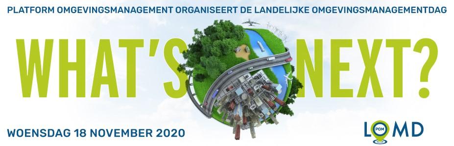 Landelijke Omgevingsmanagementdag 2020