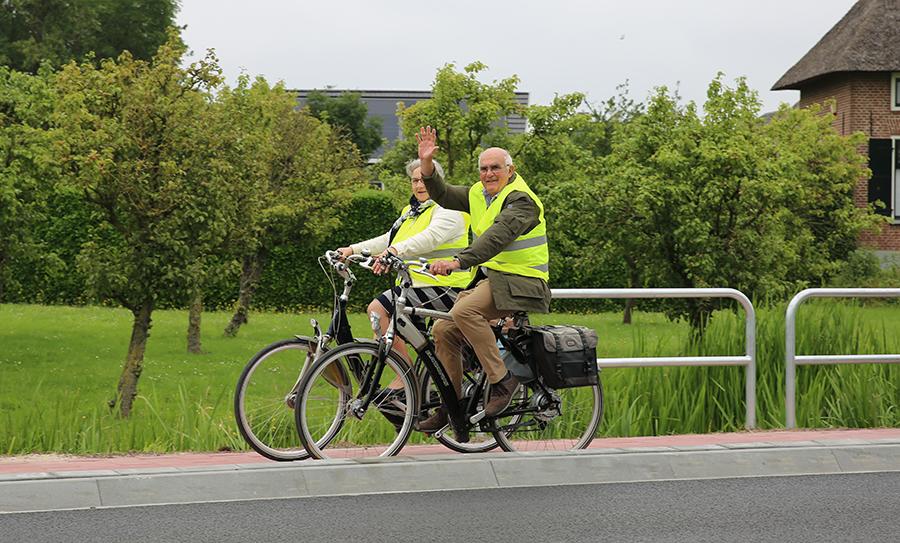 Fietspad Broekdijk Kesteren