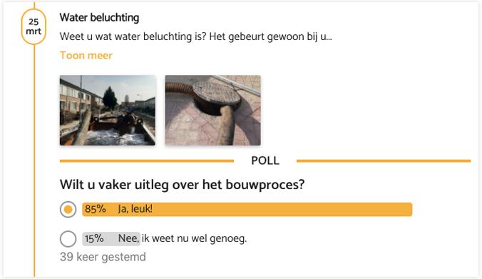 BouwApp Poll